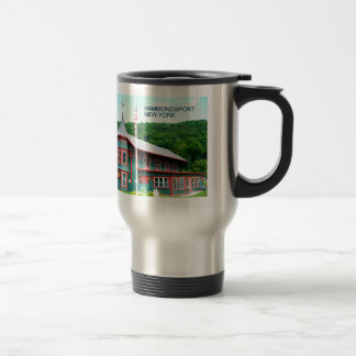 HAMMONDSPORT, NEW YORK TRAVEL MUG