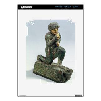 Hammurabi, rey de Babilonia, rogando antes de un s iPad 3 Skin