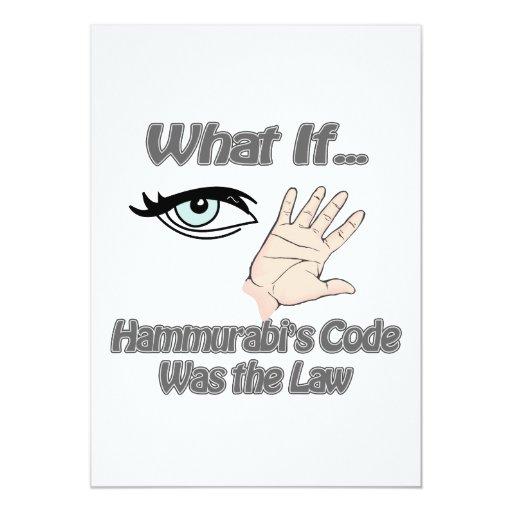 Stele with Law Code of Hammurabi