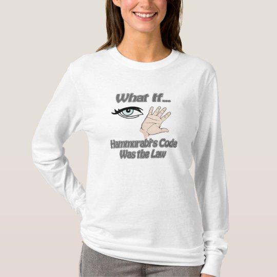 Hammurabis Code T-Shirt