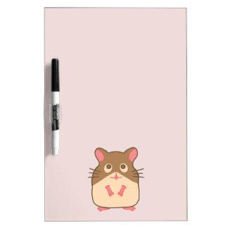 Hammy Hamster Dry Erase Board
