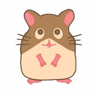 Hammy Hamster Photo Cutout