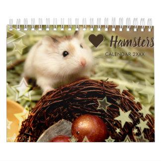 Hammyville - Light Stars Calendar