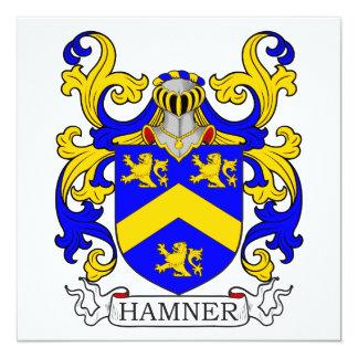 Hamner Coat of Arms Card