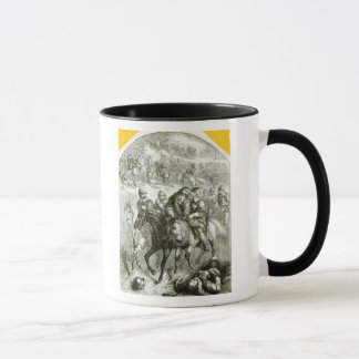 Hampden Wounded at Chalgrove Field Mug