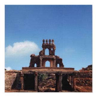 hampi monument,India Card