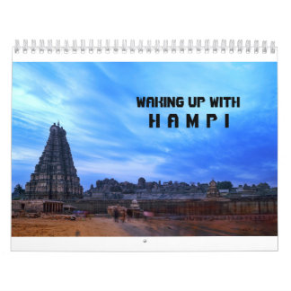 Hampi Travel Calendar
