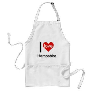 Hampshire Delantales