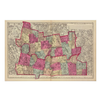 Hampshire & Hampden counties Poster