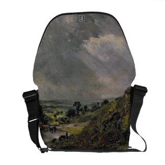 Hampstead Heath, Branch Hill Pond, 1828 Courier Bag