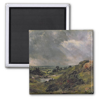 Hampstead Heath, Branch Hill Pond, 1828 Magnet