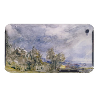 Hampstead Heath from near Well Walk, 1834 (w/c) iPod Case-Mate Case