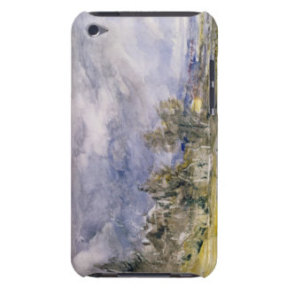 Hampstead Heath from near Well Walk, 1834 (w/c) iPod Case-Mate Case