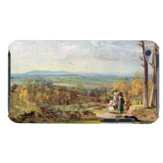 Hampstead Heath Looking Towards Harrow 1821 oil Case-Mate iPod Touch Case