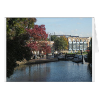 Hampstead Road Card
