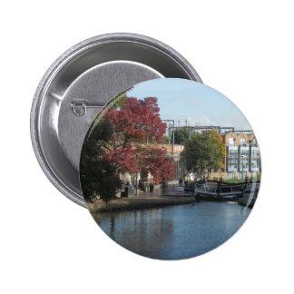 Hampstead Road lock Button