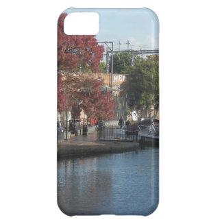 Hampstead Road lock Case For iPhone 5C