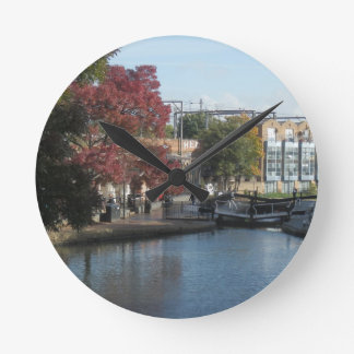 Hampstead Road lock Clocks