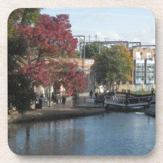 Hampstead Road lock Coaster