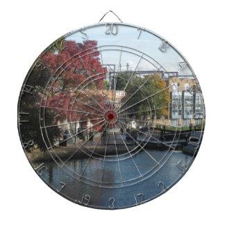 Hampstead Road lock Dart Boards
