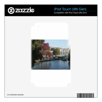 Hampstead Road lock Decal For iPod Touch 4G