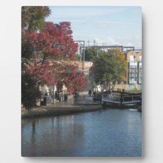 Hampstead Road lock Display Plaques
