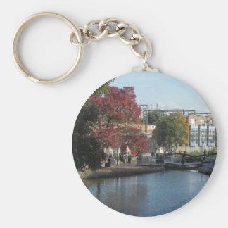 Hampstead Road lock Key Chain
