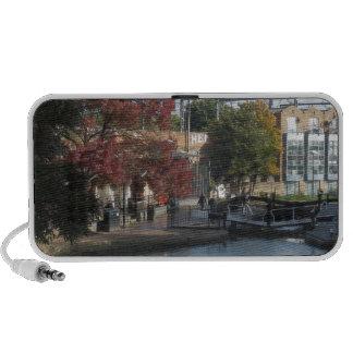 Hampstead Road lock Laptop Speakers