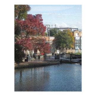 Hampstead Road lock Letterhead Template