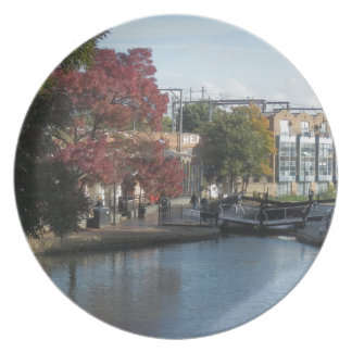 Hampstead Road lock Party Plates
