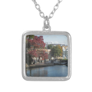 Hampstead Road lock Personalized Necklace