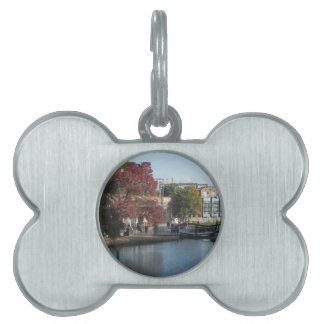 Hampstead Road lock Pet Tags