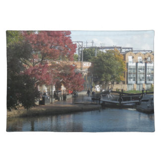 Hampstead Road lock Placemats