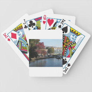 Hampstead Road lock Playing Cards