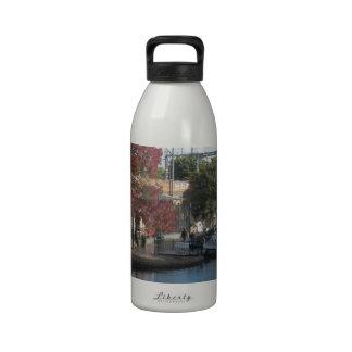 Hampstead Road lock Reusable Water Bottles