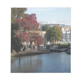 Hampstead Road lock Scratch Pad