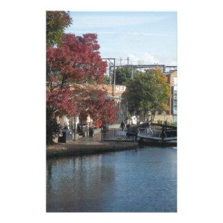 Hampstead Road lock Stationery Paper