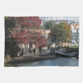 Hampstead Road lock Towel