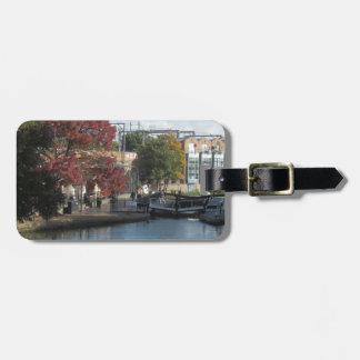 Hampstead Road lock Travel Bag Tags