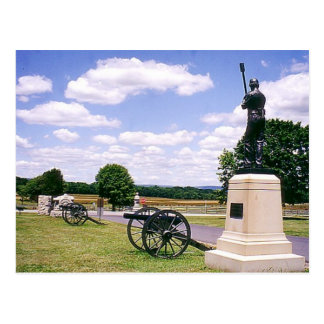 Hampton Battery - Gettysburg Postcard