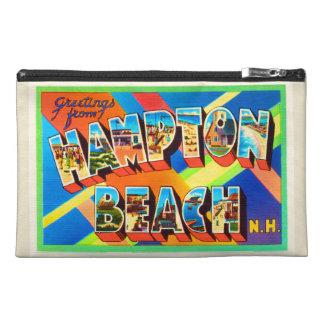 Hampton Beach #2 New Hampshire NH Travel Souvenir Travel Accessories Bags