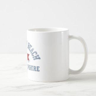Hampton Beach - Nautical Design. Coffee Mug