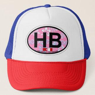 Hampton Beach - New Hampshire. Trucker Hat