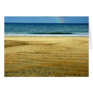 Hampton Beach Rainbow Cards