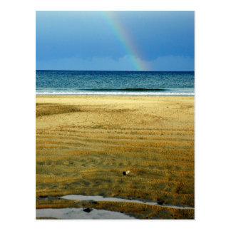 Hampton Beach Rainbow Post Cards