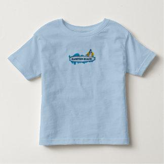 Hampton Beach Surf Design.. Toddler T-shirt