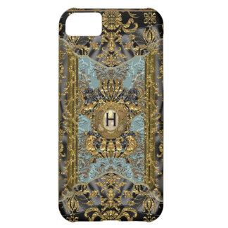 Hampton Bond Monogram Elegance iPhone 5C Case