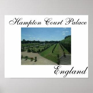 Hampton Court, Home of Henry VIII Poster