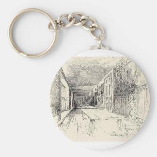 Hampton Court Keychain