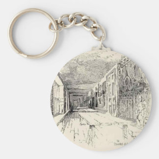 Hampton Court Keychain